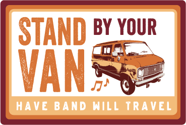 Wherever you are, you can be a part of the tour. This one's for the groupie-at-heart. Music from the Road, Have Band Will Travel!