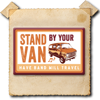 Tune In Tuesday @ Noon CDT (Universal Time: UTC -5) For An All New Stand By Your Van w/ Amy Wright