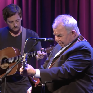Up Close & Personal: John Prine With Sturgill Simpson (Interview And Performances) – via Born To Listen