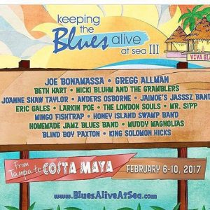 Keeping The Blues Alive At Sea III Sets Sail From Tampa