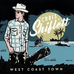 Chris Shiflett To Release Dave Cobb Produced Album 'West Coast Town' In April
