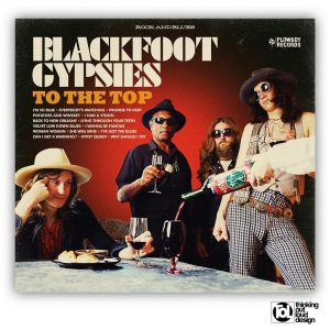 The Blackfoot Gypsies Fill It 'To The Top' On Their New Album With Some Help From Margo Price