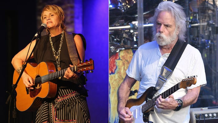 Americana Honors Taps Bob Weir & Shawn Colvin for Lifetime