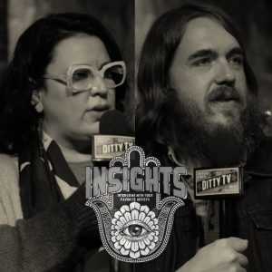 WATCH: An All New Episode Of Insights Featuring Sarah Potenza & David Robert King Airs Today @ 2PM Central