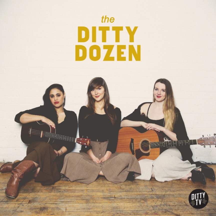 The O'Pears are the featured artist on this week's Ditty Dozen cover image