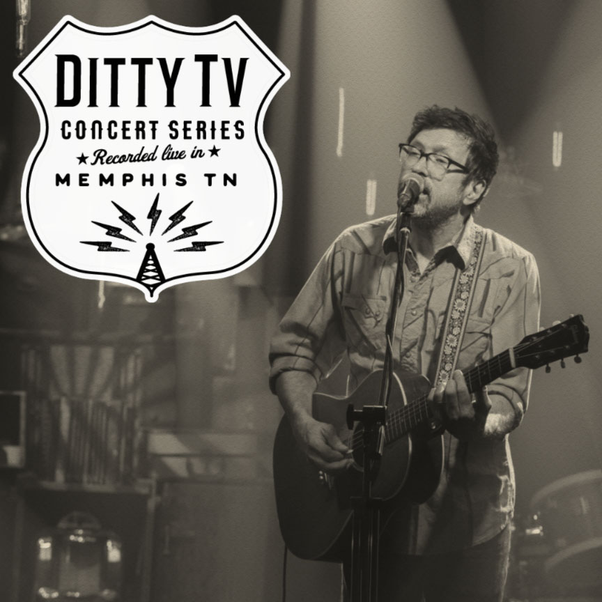 WATCH: DittyTV Concert Series Featuring Will Kimbrough Airs